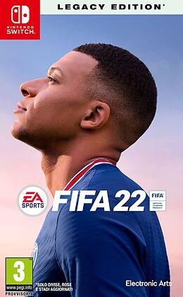 FIFA 22 - Legacy Edition [NSW] (D/F/I) comme un jeu Nintendo Switch