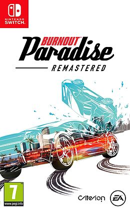 Burnout Paradise Remastered [NSW] (D/F/I) als Nintendo Switch-Spiel