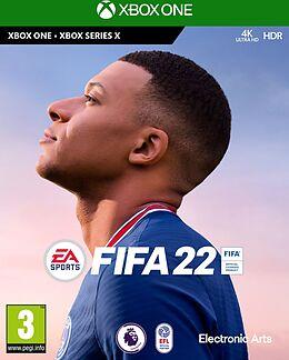 FIFA 22 [XONE] (D/F/I) comme un jeu Xbox One, Xbox Series X, Smart