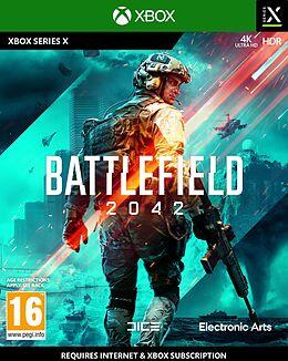 Battlefield 2042 [XSX] (D/F/I) als Xbox Series X-Spiel