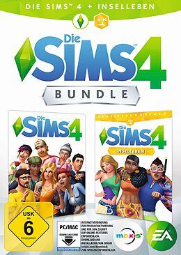 The Sims 4 - Island Living Bundle [PC/Mac] [Code in a Box] (D/F/I) comme un jeu Windows PC, Mac OS