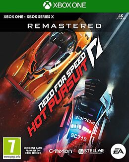 Need For Speed - Hot Pursuit Remastered [XONE] (D/F/I) comme un jeu Xbox One