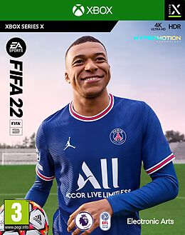 FIFA 22 [XSX] (D/F/I) als Xbox One, Xbox Series X, Smart-Spiel