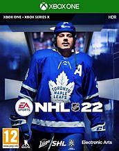 NHL 22 [XONE] (D/F/I) als Xbox One-Spiel