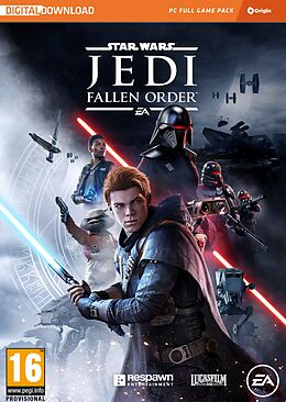 Star Wars: Jedi Fallen Order [Code in a Box] [PC] (D/F/I) comme un jeu Windows PC
