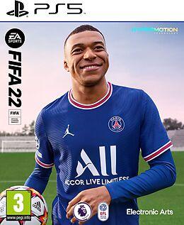 FIFA 22 [PS5] (D/F/I) comme un jeu PlayStation 4, PlayStation 5,