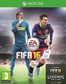 FIFA 16 [XONE] (D/F/I) comme un jeu Xbox One
