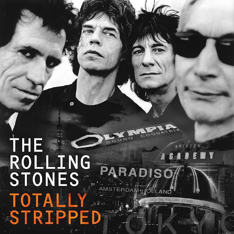The Rolling Stones - Totally Stripped [Versione tedesca]