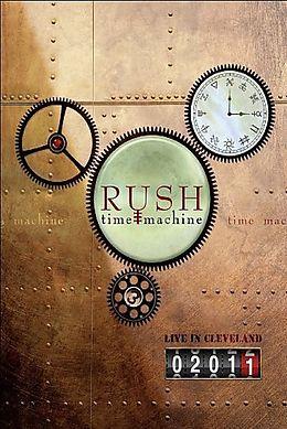Time Machine 2011: Live In Cleveland (DVD) [Versione tedesca]