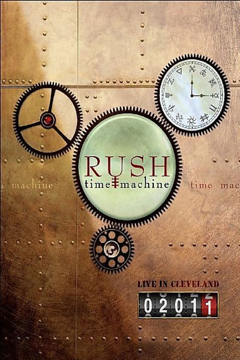 Time Machine 2011: Live In Cleveland (DVD)