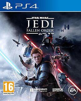Star Wars: Jedi Fallen Order [PS4] (D/F/I) als PlayStation 4-Spiel