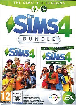 The Sims 4 Seasons - Add-On [PC/Mac] [Code in a Box] (D/F/I) comme un jeu Windows PC, Mac OS
