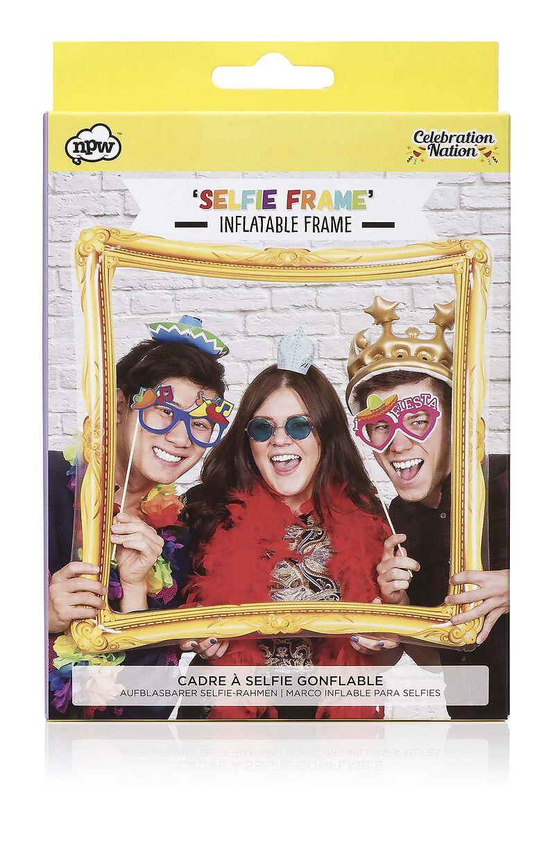 Selfie Frame aufblasbar - Fun & Scherzartikel online kaufen ...
