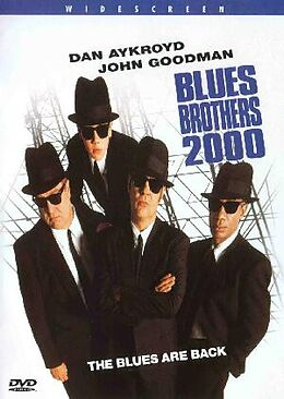 Blues Brothers 2000 - The Blues are Back DVD