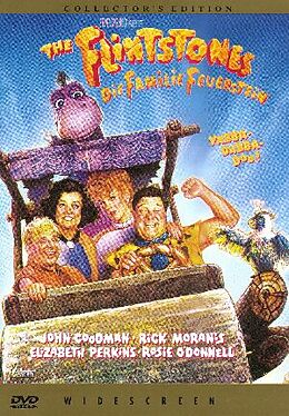 The Flintstones - Die Familie Feuerstein DVD