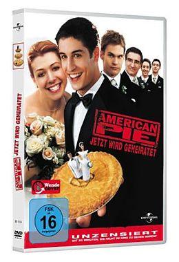 American Pie 3 - Jetzt wird geheiratet! DVD
