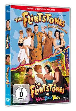The Flintstones - Die Familie Feuerstein & Die Flintstones in Viva Rock Vegas DVD