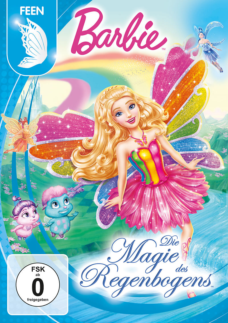 Barbie Fairytopia Die Magie Des Regenbogens
