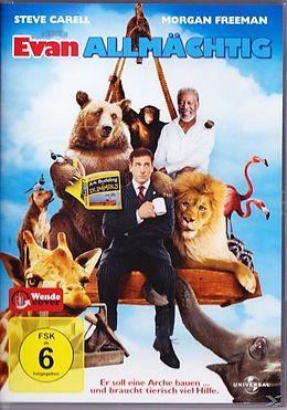Evan Allmächtig DVD