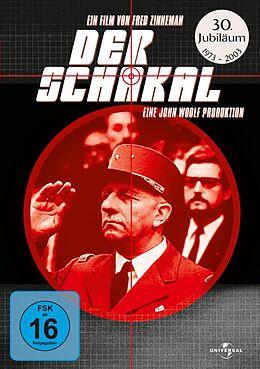 Der Schakal DVD
