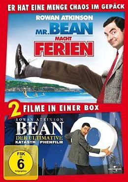 Mr. Bean macht Ferien & Bean - Der ultimative Katastrophenfilm DVD