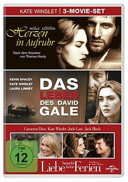 Kate Winslet DVD