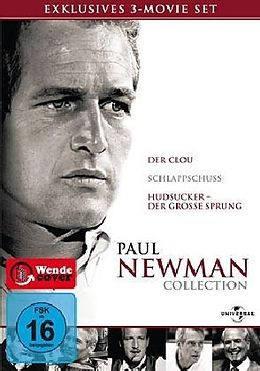 Paul Newman Collection DVD