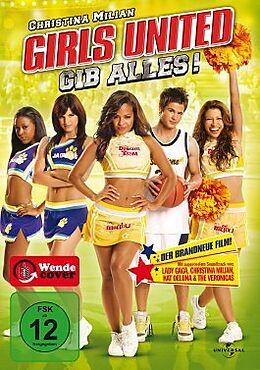 Girls United - Gib alles! DVD