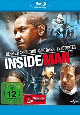 Inside Man Blu-ray