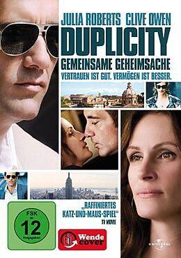 Duplicity - Gemeinsame Geheimsache DVD
