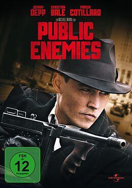 Public Enemies DVD