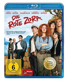 Rote Zora, Die [Versione tedesca]