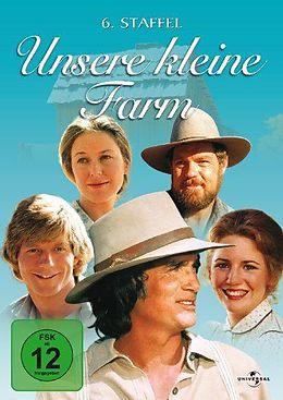 Unsere kleine Farm - Season 6 DVD