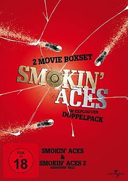 Smokin Aces 1&2 DVD