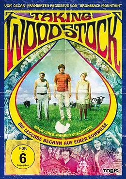 Taking Woodstock DVD