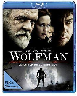 Wolfman Blu-ray