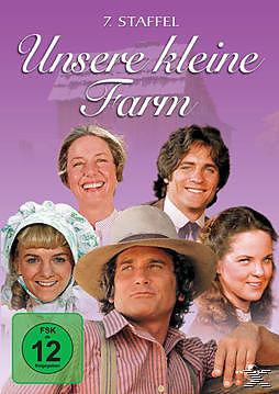 Unsere kleine Farm - Season 7 DVD