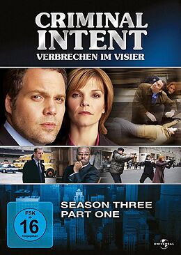 Criminal Intent - Verbrechen im Visier - Season 3.1 DVD