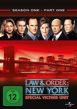 Law & Order: New York Special Victims Unit - Season 1.1 DVD