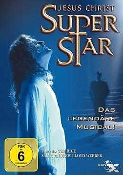 Jesus Christ Superstar - Das Legendäre Musical DVD