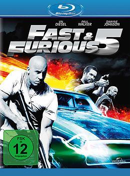 Fast & Furious Five Blu-ray