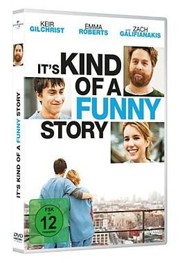 Its Kind of a Funny Story DVD
