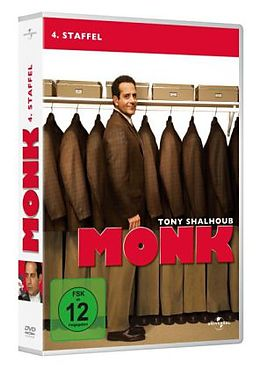 Monk - Season 4 / Neuauflage