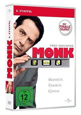 Monk - Season 8 / Neuauflage DVD