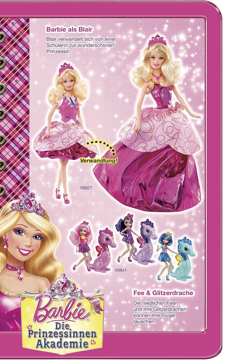 Barbie Prinzessinnen Akademie