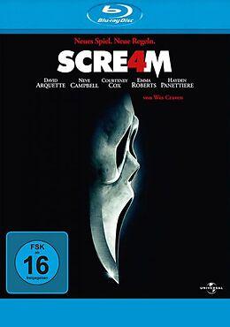 Scream 4 - Replenishment Blu-ray