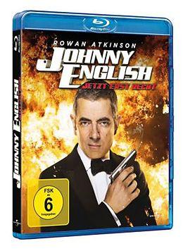 Johnny English - Jetzt Erst Recht Blu-ray