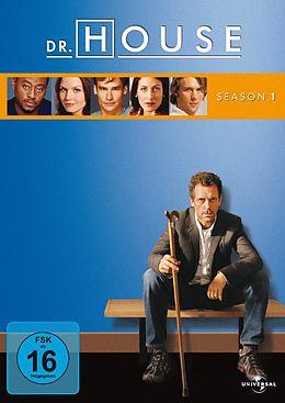 Dr. House - Season 1 / 2. Auflage DVD