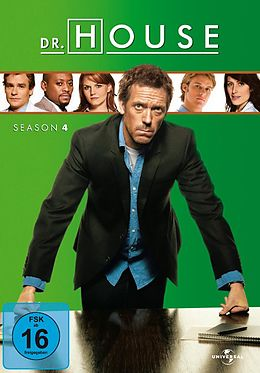 Dr. House - Season 4 / 2. Auflage [Version allemande]