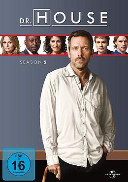 Dr. House - Season 5 / 2. Auflage DVD